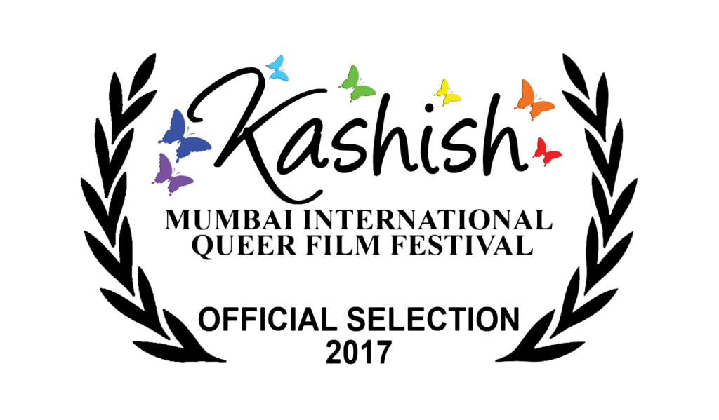 KASHISH 2017 Official Selection Laurel white