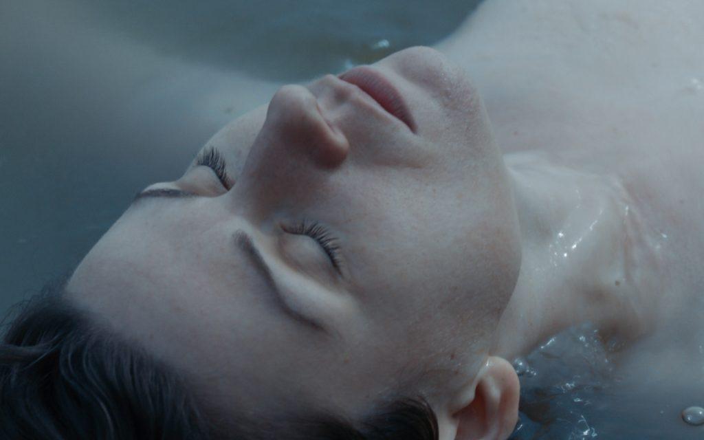 Siren promo still Elizabeth in sea Cropped