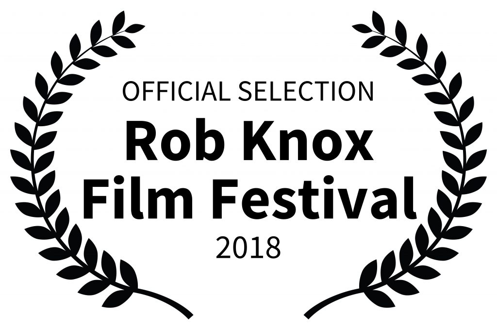 RobKnoxFilmFestival 2018